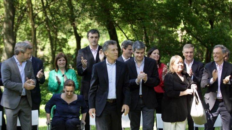 Macri irá a un retiro espiritual con su gabinete