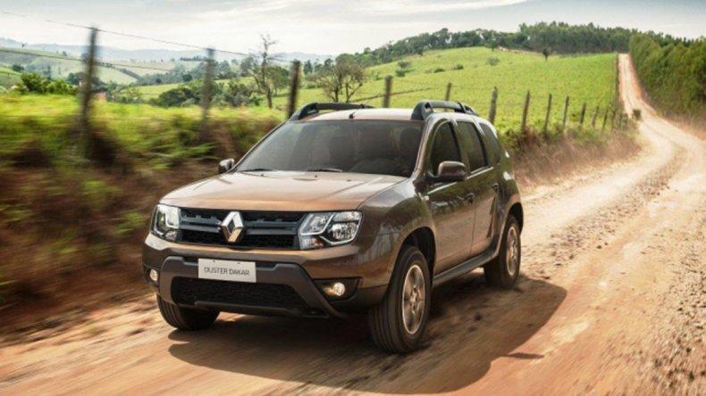 Renault Argentina ofrece al mercado la  serie especial  de 200 unidades Duster SL
