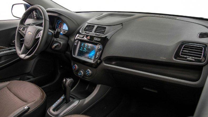 Cambios estéticos para el Chevrolet Cobalt 2016
