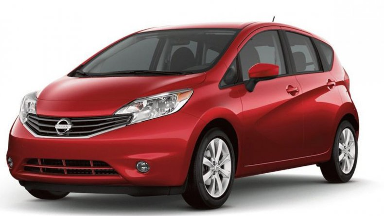 Nissan presenta el Note 2016