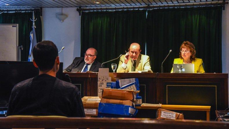 El testigo que vio por última vez a Iván Torres declaró ayer en el juicio que se sigue contra catorce policías por su desaparición forzada.