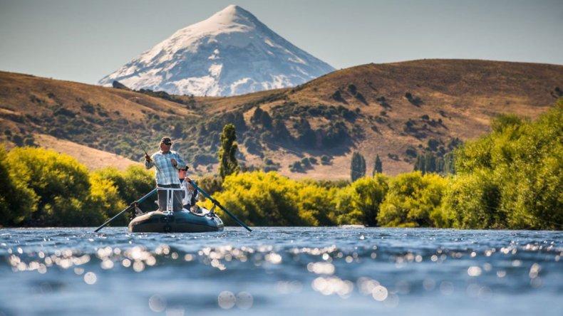 Muchas empresas de turismo de la zona ofrecen flotadas de un día.