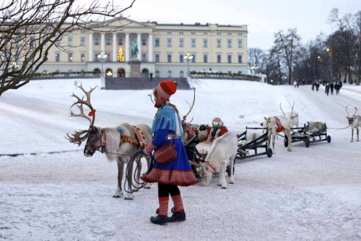 Navidad 2015: Oslo - Noruega
