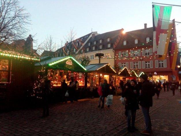 Navidad 2015: Freiburg - Alemania