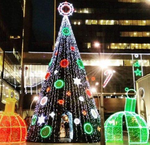 Navidad 2015: Bogotá - Colombia