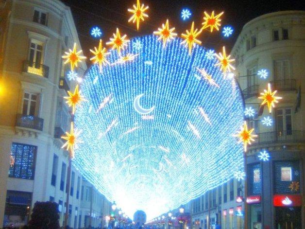 Navidad 2015: Málaga - España