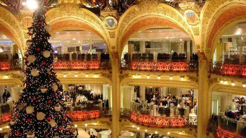 Navidad 2015: París - Francia