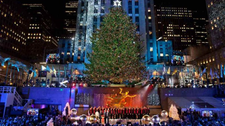 Navidad 2015: Nueva York - Estados Unidos