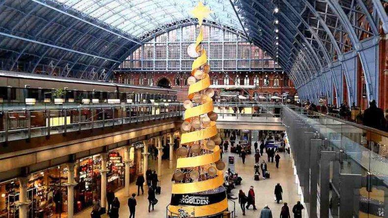 Navidad 2015: Londres - Inglaterra