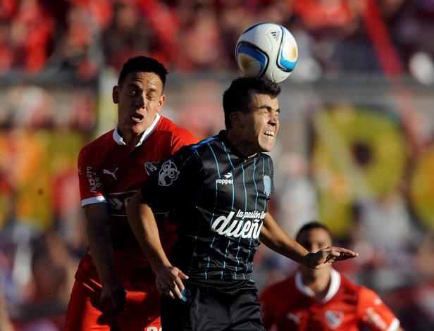Racing viene de ganarle 2-0 a Independiente en el partido de ida jugado en el Libertadores de América.
