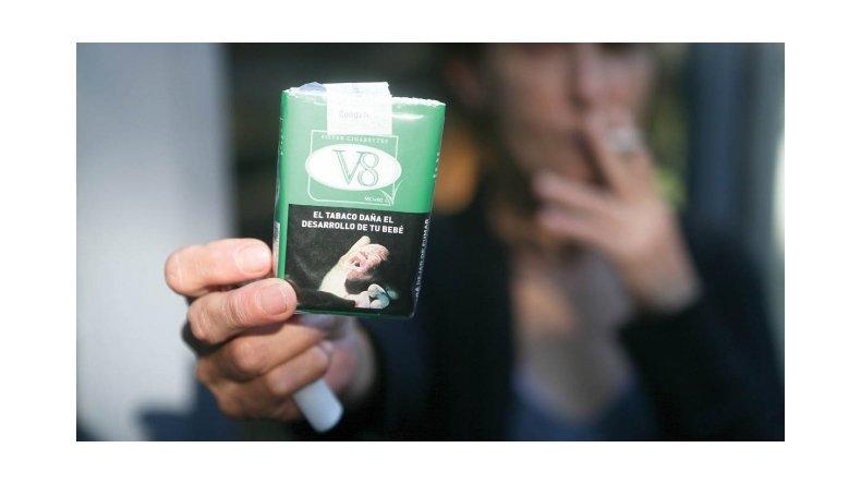 Cambiarán las imágenes en los cigarrillos para advertir sobre los riesgos del tabaquismo