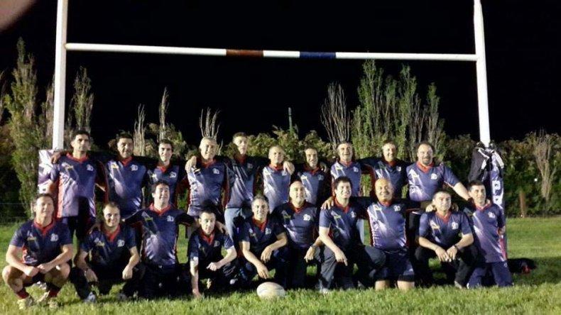 Coirones viejos oficia de anfitrión del rugby de veteranos esta tarde desde las 18.