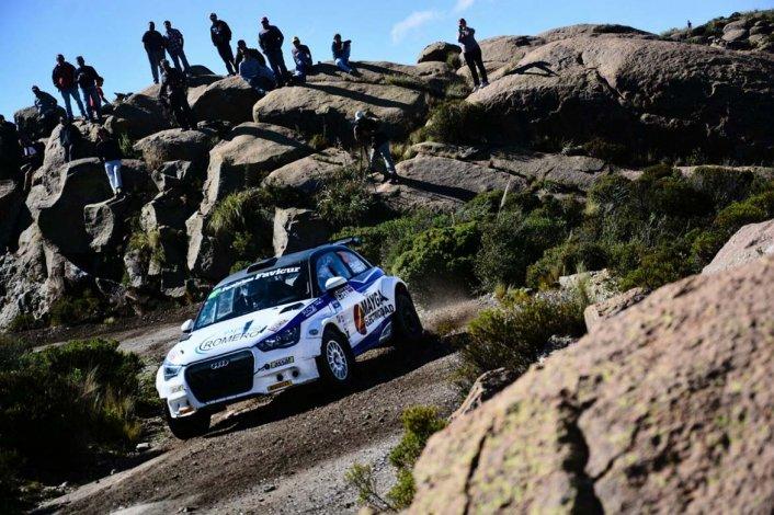 Ayer llegó a su fin el campeonato argentino de Rally.
