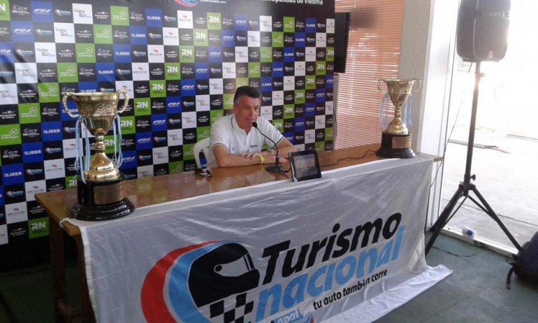 Hugo Paoletti habló de la posibilidad de que el TN regrese a Comodoro Rivadavia.