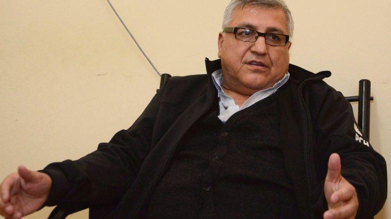 Antonio Carrizo anuncia un año de transición para el fútbol local