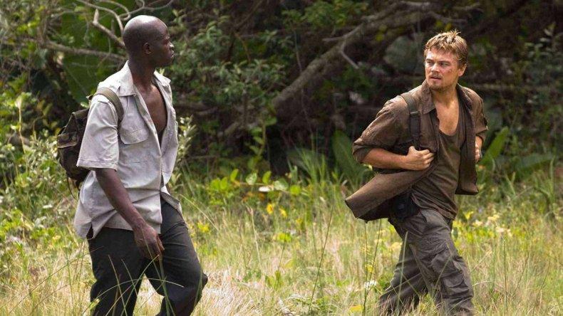 Leonardo Di Caprio protagoniza Diamante de Sangre el film con el que se reflexionará sobre el presente de África en la universidad.