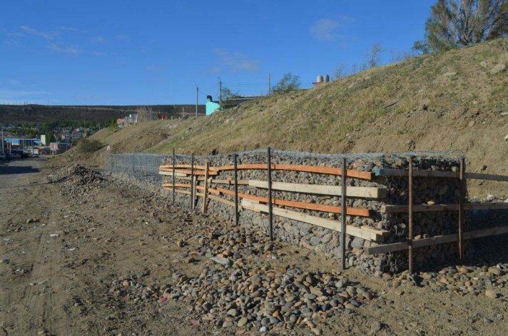Las obras de infraestructura que se realizaron en el barrio San Cayetano fueron destacadas por los vecinos del sector.