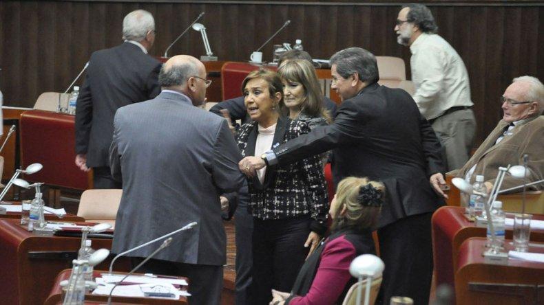En la Legislatura sesionarán tarde el miércoles