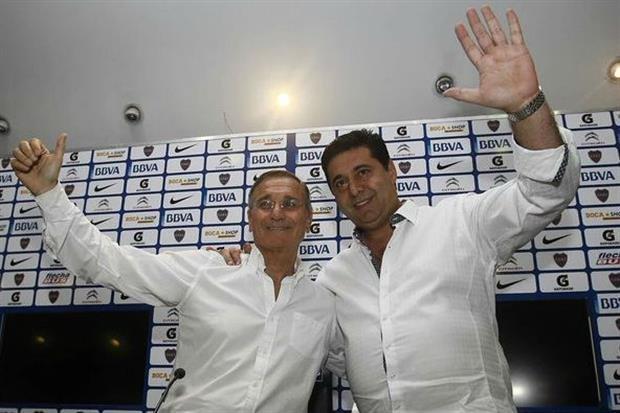 Angelici se impuso en la presidencia de Boca