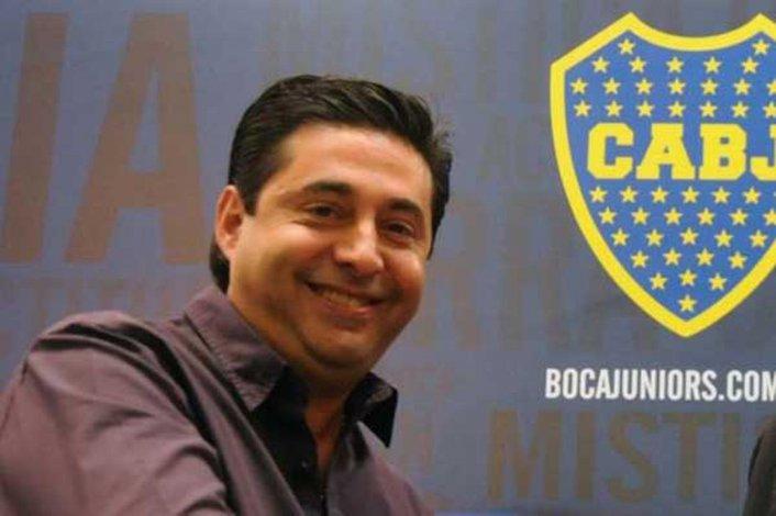 Daniel Angelici fue reelecto por otros cuatro años como presidente de Boca.