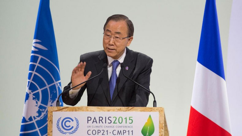 El titular de la ONU está preocupado por las conclusiones de la COP21.