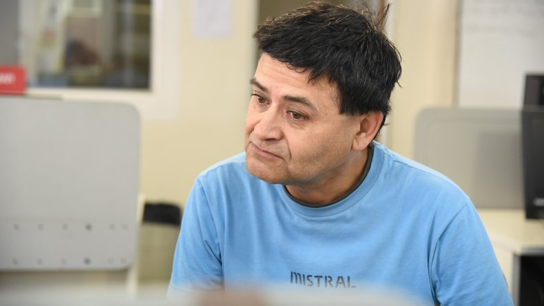 Raúl Baigorri anuncio la próxima edición de un nuevo libro.
