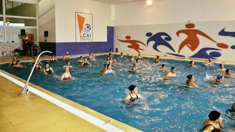 El natatorio de la CAI finaliza el año con balance positivo