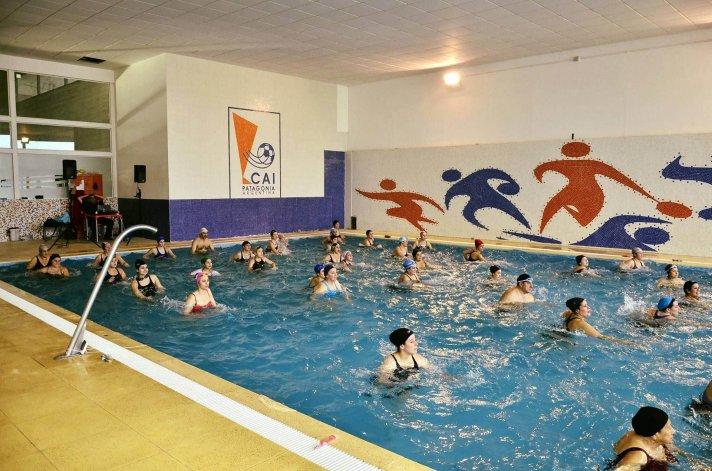 El natatorio fue inaugurado el 7 de mayo y el objetivo es que se convierta en un espacio de referencia en Comodoro Rivadavia.