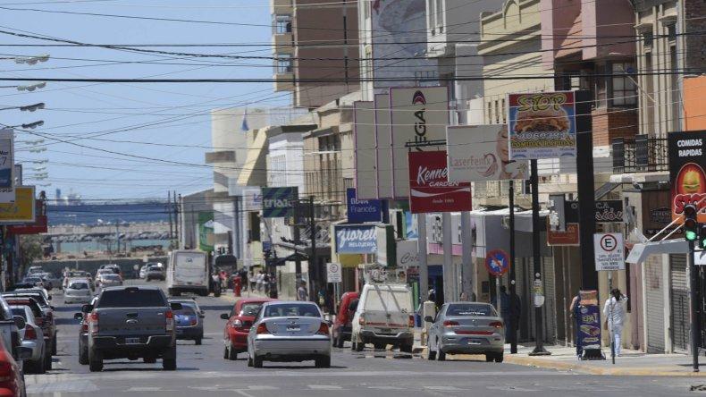 Un fin de semana largo a medio ritmo en Comodoro