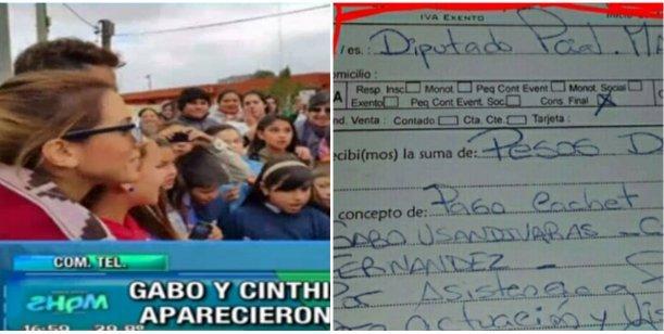 Escándalo con Cinthia Fernández por el sueño que representa
