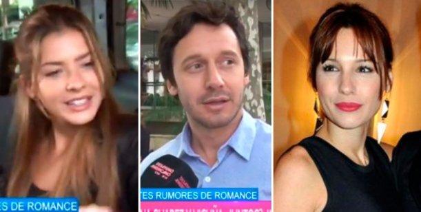 Benjamín Vicuña y la China Suárez hablaron de los rumores de romance