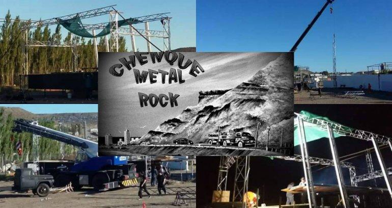 Chenque Metal Rock: más que un festival de música