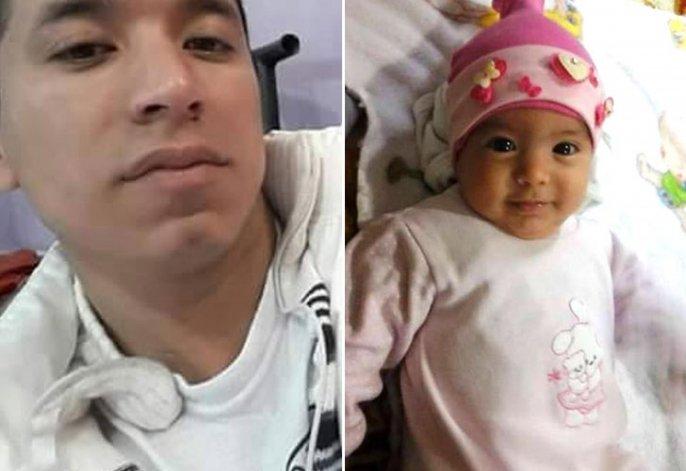 Interpol encontró a Mía en Paraguay