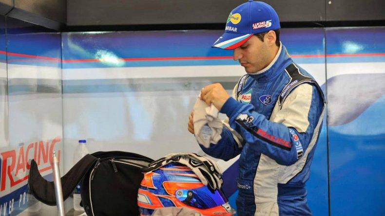 Luciano Farroni se pondrá el buzo antiflama por última vez en el año y será para llevar a diez personas en su Ford Focus