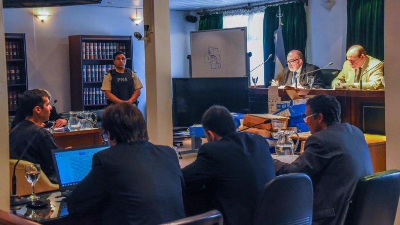 En el marco del juicio por la desaparición de Iván Torres