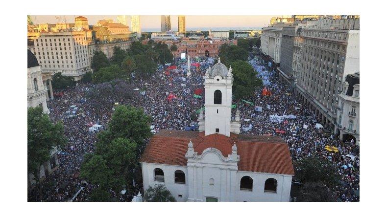 Reviví el último discurso de Cristina Kirchner