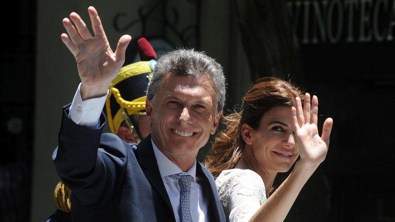 Mauricio Macri es el nuevo Presidente de los argentinos y habló desde Casa Rosada