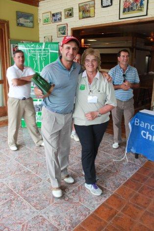 Los golfistas intensifican su actividad en el cierre del año