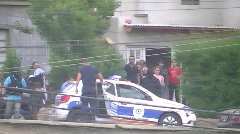 El narco que les vendía droga a los estudiantes de Kilómetro 3 fue detenido ayer en su casa situada en las cercanías de la Escuela 770.