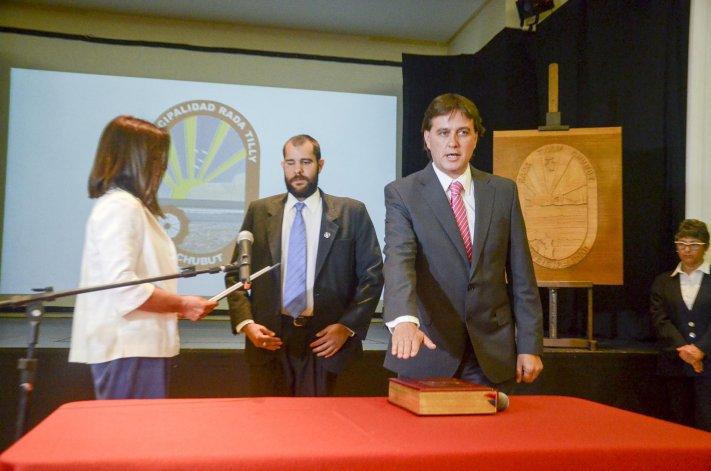 Juncos prometió una fuerte relación  institucional con Nación y Provincia