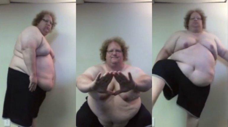 Bajó más de 130 kilos en 15 meses gracias al yoga