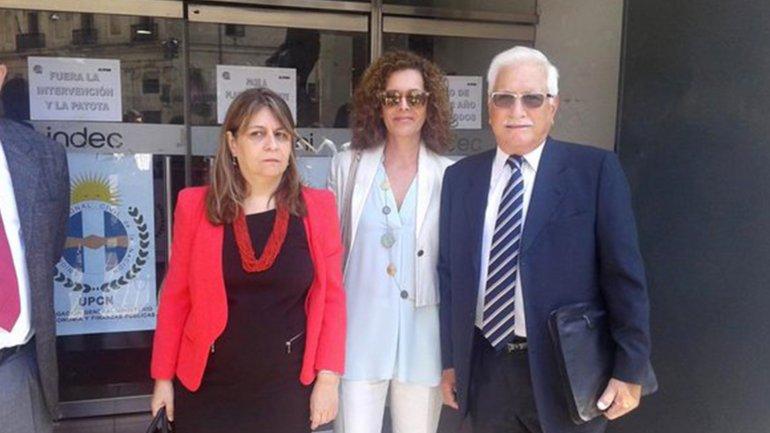 Graciela Bevacqua volvió al INDEC