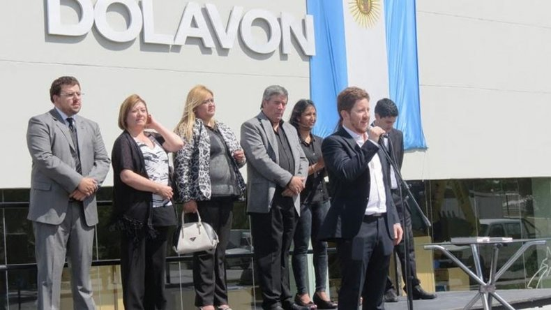 Juró en Dolavon el intendente más joven del país