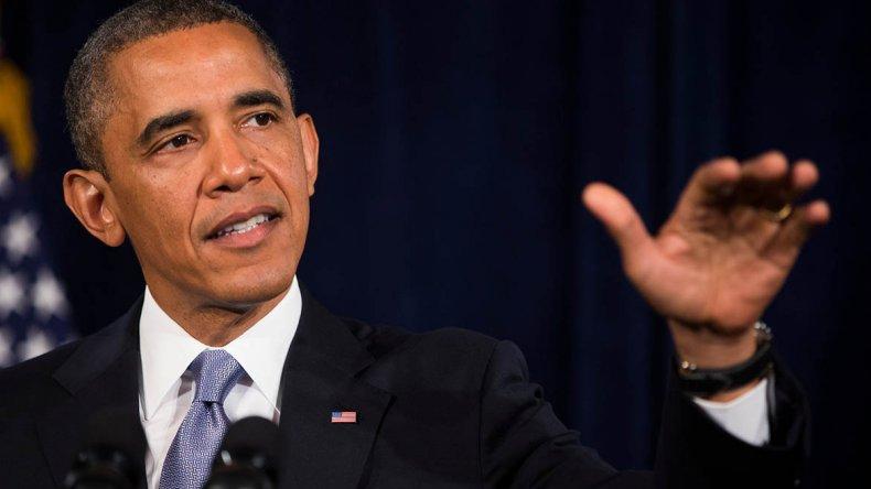 Obama: vamos a comprometer todo el apoyo