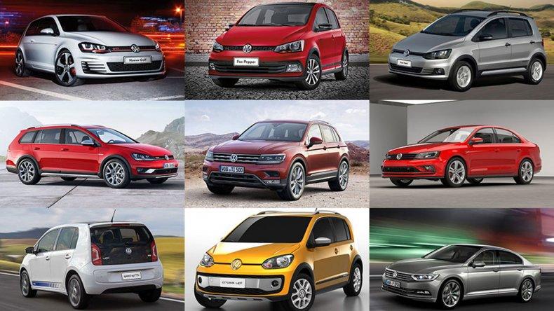 Las novedades de  Volkswagen  en Argentina para 2016-1017