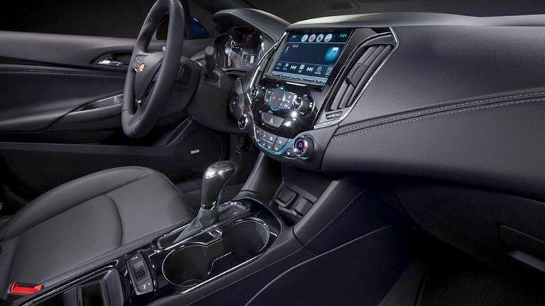 El nuevo Chevrolet Cruze  se lanzará en Argentina  en la primera mitad de 2016