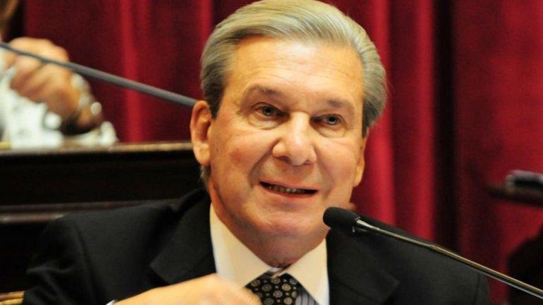 Marcelo Guinle terminó el 10 de diciembre su tarea en el Senado de la Nación.
