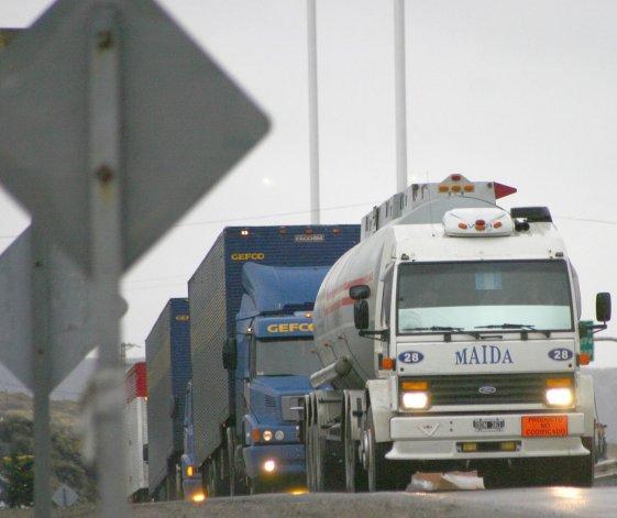 El Camino de Circunvalación está proyectado para sacar del ejido urbano la circulación del tránsito pesado.