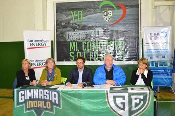 Comodoro Solidario cierra con numerosas propuestas su campaña por el Hospital Alvear