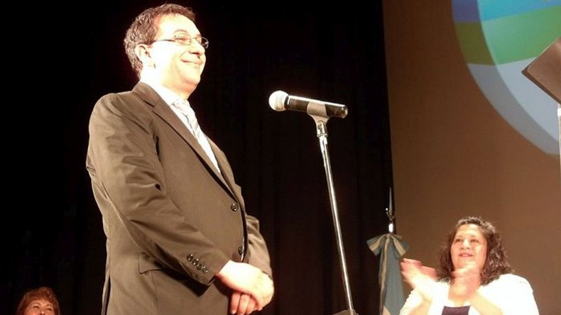 En su asunción Maderna apostó por un municipio con puertas abiertas